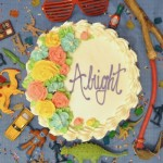"SA027: Alright ""S/T"" 7"" EP (split release w/ Negative Fun)"