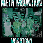 "SA005: Meth Mountain ""Monotony"" 7"" EP SOLD OUT!!!"