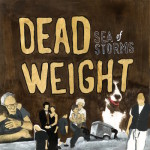 "SA029: Sea of Storms ""Dead Weight"" 12"" LP (split release w/ Tor Johnson)"