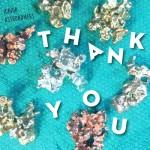 """SA032: Junior Astronomers """"Thank You""""  7"""" EP"""